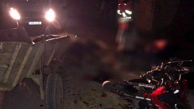Photo of foto | Doi adolescenți – băiat și fată – au decedat după ce au intrat frontal cu motocicleta într-o căruță