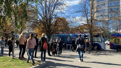 Photo of doc | Punctele mobile din Chișinău unde te poți vaccina anti-COVID luni, 25 octombrie