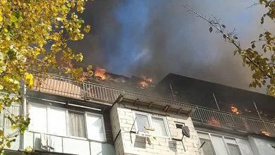 Photo of Familiile care au rămas fără locuințe în urma incendiului de la Buiucani vor primi contravaloarea în bani a acestora